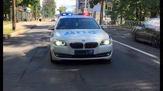 Полицейская Пятёрка Bmw. Казалось Бы Причем Здесь Такси?