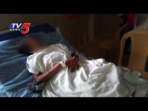 Lover Throws His Girl Friend Under Running Train in Chipurupalli | TV5 News