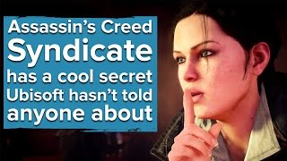 Assassin's Creed Syndicate has a cool secret Ubisoft hasn't told anyone about