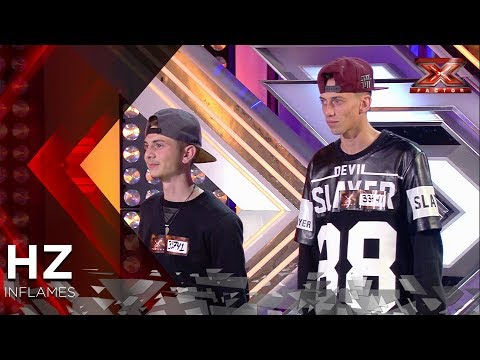 They join the fight against gender-related violence | Auditions 1 | The X Factor 2018