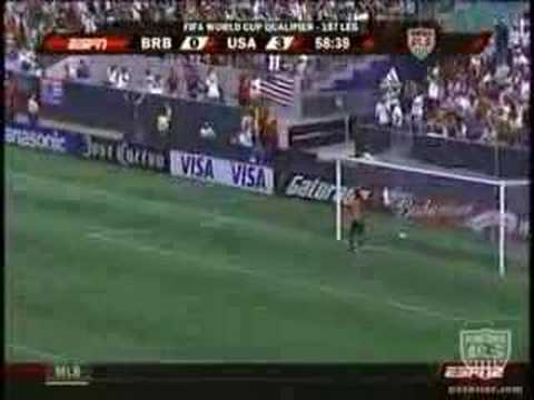 MNT vs. Barbados: Highlights - June 15, 2008