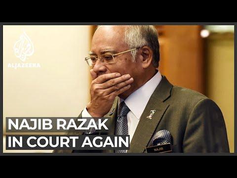 Malaysia's Najib Razak