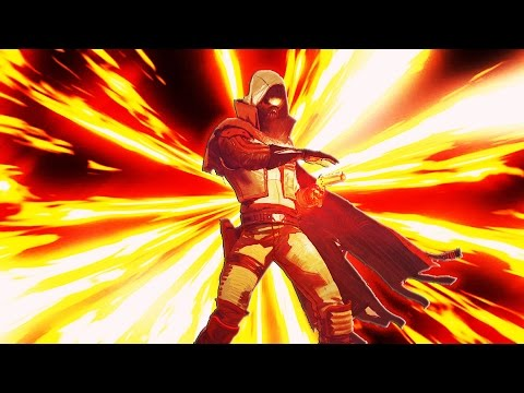 Destiny 2 Strike: Inverted Spire - 25 Minutes of Exclusive Gunslinger Hunter Gameplay