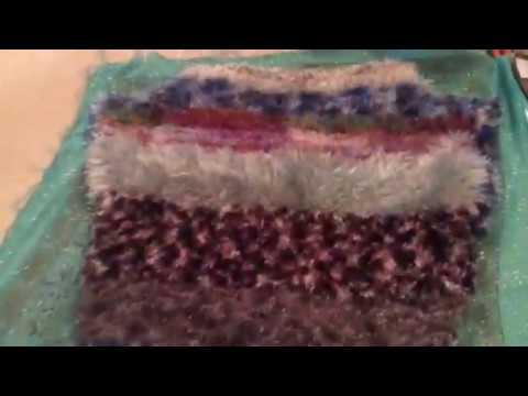 Knitted Bog Shirt Style Tunic VLOG