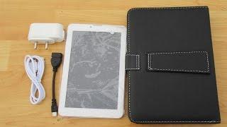 Budget Tablet IKALL (IK1) unboxing [TELUGU DROID]