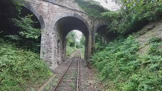 Driver's Eye View - Bodmin & Wenford Railway - Part 1 - Bodmin General to Bodmin Parkway