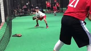 Baseball short hops