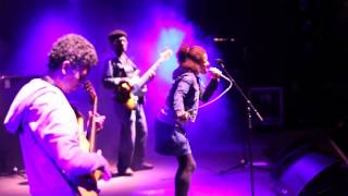 "Nneka ""V.I.P"" Vagabonds in Power (Live Performance Official)"