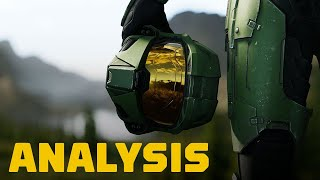 Halo Infinite: Location, Armor, and AI Theories from the Trailer