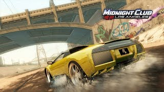 Midnight Club Los Angeles on Xbox One - First 18 Minutes of Gameplay - Backward Compatibility