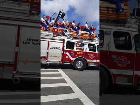 Gainesville Florida 2017 parade
