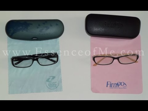 13a8a36c5c FIRST IMPRESSIONS  Firmoo vs Zenni Optical - YouTube