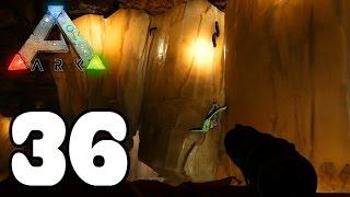 ARK: SEGUNDA CUEVA!! #36 Temporada 4 | ARK: Scorched Earth