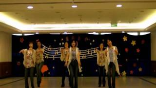 Yippy Ti Ya Yo - Line Dance