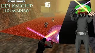 Star Wars Jedi Academy Let's Play [Part 15] - The Alure of Alora