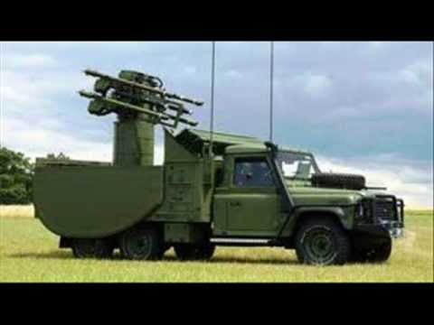 POPRAD Polish self-propelled anti-aircraft missile