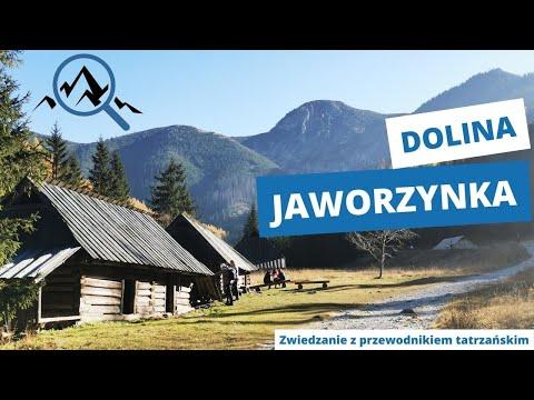 Dolina Jaworzynka -
