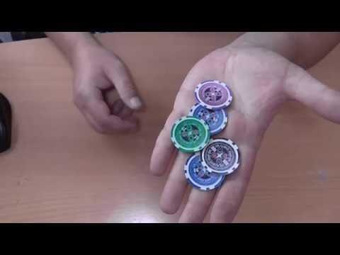 как сделать фишки для покера