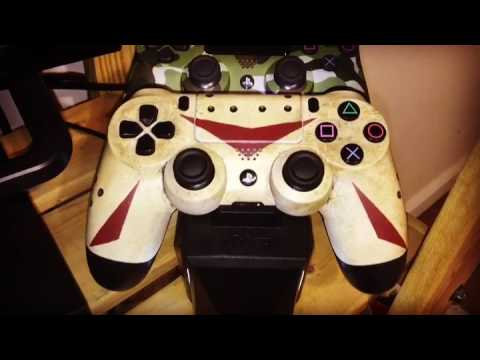 custom jason voorhees ps4 controller by fear focused studios youtube