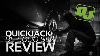 QUICKJACK BL-5000 SLX REVIEW /// Sharing my Thoughts on Life With the QuickJack 5000