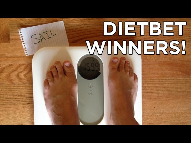 We Won the DietBet! [VEDA #16]