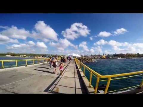 Carnival Breeze 1-21-16 Curacao (Part 5)