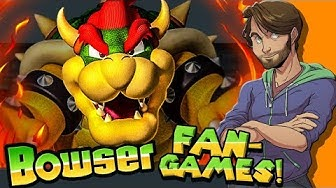 BOWSER Fan-Games! - SpaceHamster