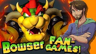 BOWSER Fan-Games! - SpaceHamster thumbnail