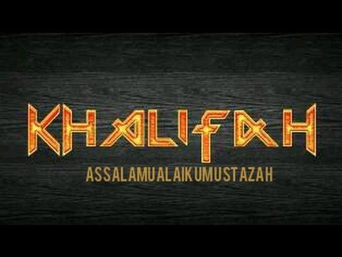 Khalifah - Assalamualaikum Ustazah Lyrics