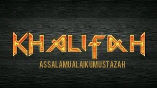Khalifah Assalamualaikum Ustazah Lyrics MP3