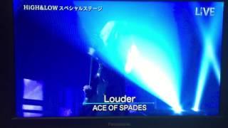 louder/ACEOF SPADES
