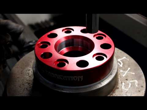 Ballistic Fabrication Wheel Spacers