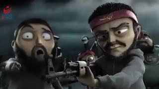 Ortadoğu Savaşlarını Anlatan Anlamlı Animasyon