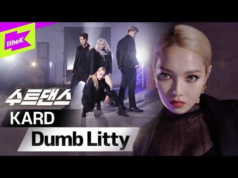 K-POP컨셉장인!믿고보는신용KARD   KARD(카드) _ Dumb Litty  수트댄스  Suit Dance