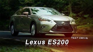 Lexus ES200 試駕:嶄新諸元新戰力