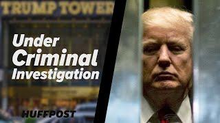 New York Drops Hammer On Trump