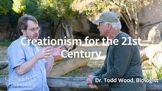 Creationism for the 21st Century - Dr. Todd Wood (Conf Lecture)