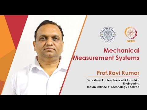 Mechanical Measurement Systems Promo