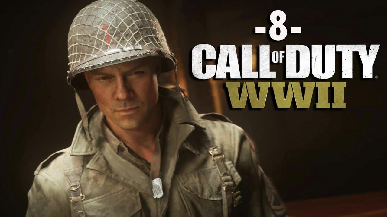 Call of Duty WWII PL (DUBBING) #8 – WZGÓRZE 493 – PC