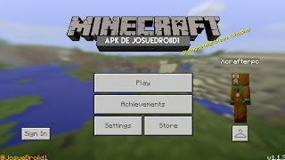 Minecraft PE 1.1.3 | ALL SKIN PACKS, TEXTURE PACKS, AND MASHUP PACKS UNBLOCKED!! + DOWNLOAD LINK