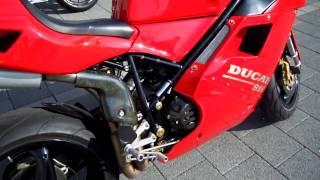 Ducati 916 Sound