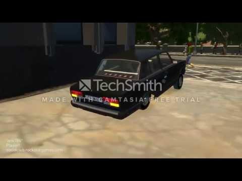 GTA 4 VAZ 2107 AVTO 2016