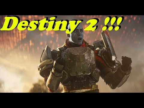 BACK FROM A MONTH LONG ABSENCE   Destiny 2