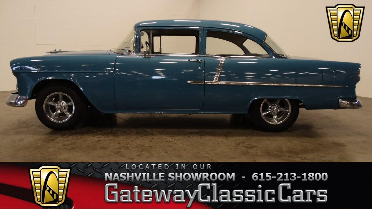 1955 Chevrolet 210 2dr Gateway Classic Cars Nashville 431 Youtube