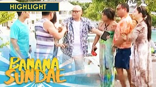 Banana Sundae: Know more about Reyes and Santos family