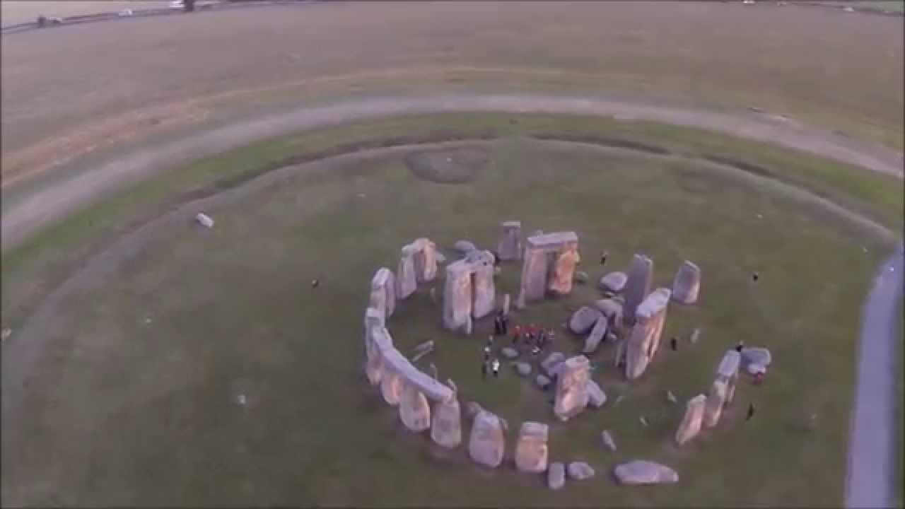 Les mégalithes de Stonehenge