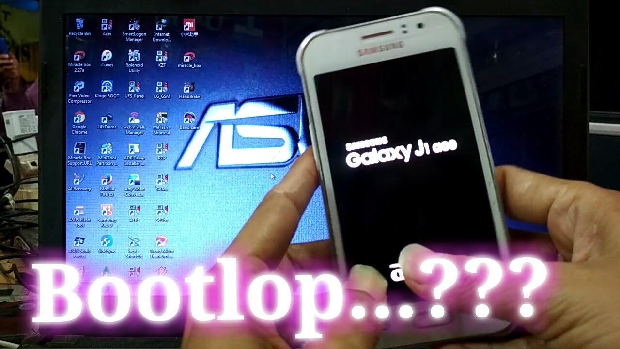 Warning   Kasus Samsung J1 Ace Bootlop  Sm-j110g  Ds