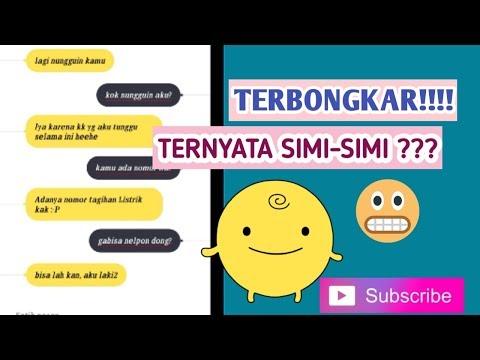 TERBONGKAR!! TERNYATA SIMI-SIMI??? || Chat Biasa Cowok Tanyakan Me Cewek|| By =Elsa Channel+