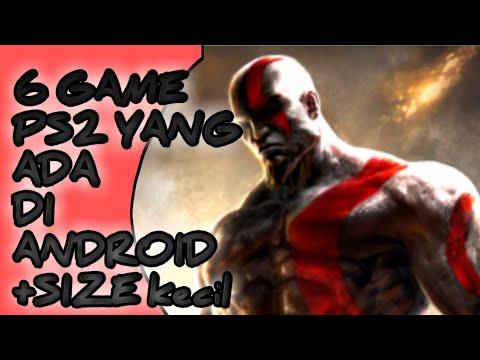 6 Game Ps2 Yang Ada Di Android Dengan Size Kecil!?