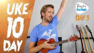 Ukulele lesson 5 - Musical Keys and songs - FREE Ukulele Course